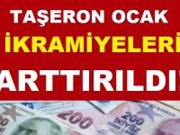 4/D Kadrosuna Geçen Taşeron İşçilerin Ocak İkramiyeleri