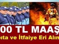 Çanakkale Belediyesi Hem İtfaiye Memuru Hemde Zabıta Memuru Alım ilanı Yayınlandı