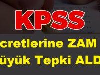 KPSS Ücretlerine Yapılan Zam Çok Tepki Aldı