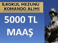 Ak Parti: Ekim ayında 6 bin uzman erbaş alımı planlıyoruz