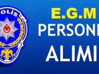 Emniyet Genel Müdürlüğü Yeni Kamu Personeli Alım ilanı