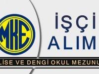 MKEK Çankırı Silah Fabrikası Daimi Kamu işçisi Alım ilanı