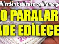 KDV'ler Hakkında Kritik Açıklama Paralar İade Edilecek