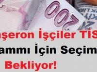 Taşeron İşçiler TİS Zammı İçin Seçimi Bekliyor!