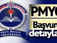 PMYO Polis Meslek Yüksekokullarına 2 bin 500 polis memuru alınacak