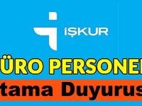 İstanbul ve Türkiye Geneli Büro Memuru Alım İlanları