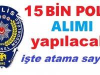 24. Dönem POMEM Polis Alımı 15 Bin Atama İstanbul'a Olacak