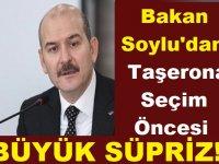 Bakan Soylu'dan Taşerona Seçim Öncesi Büyük Süpriz!