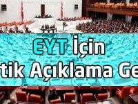 EYT Başkanı Gönül Boran: 38 yaşında EYT li yok