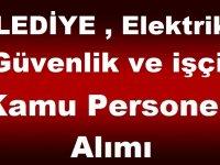 İstanbul Üsküdar Belediyesi Kent Hizmetleri Güvenlik ,Elektrikçi ve İşçi Belediye Personeli Alımı