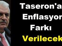 Binali Yıldırım Taseron'a Enflasyon Farkı Verilecek Dedi