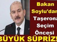 Süleyman Soylu'dan Taşeron Süprizi!