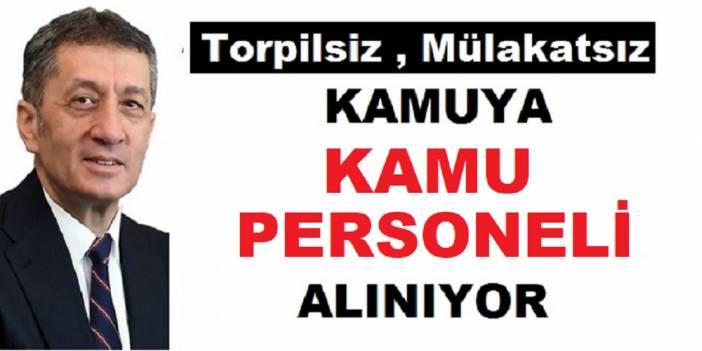 Malatya Öğretmenevi Torpilsiz mülakatsız Personel alıyor