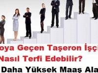 Kadro Alan Taşerona Nakil Hakkı ve Terfi Müjdesi! Taşeron Nasıl Terfi Edebilir?
