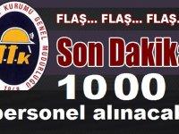 TTK Daimi Kadrolu 1000 Kamu İşçisi Alımı Başvuruları Sona Eriyor