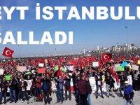 Emeklilikte Yaşa Takılanlar, İstanbul'u salladı