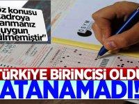 ÖSYM KPSS Türkiye Birincisi Bile Atanamadı