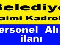 Kocaköy Belediyesi 20 Daimi Vasıfsız Kamu İşçi Alımı