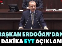 Erdoğan'dan EYT açıklaması 24 Mart 2019