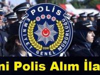 Son Dakika 3000 Polis Alımı Şartları Açıklandı