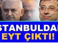 İstanbul'daki Seçimlerden EYT Çıktı