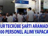 Türkiye İş Kurumu tecrübeli - tecrübesiz olmak üzere 4000 adet personel alımı