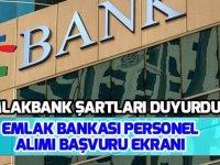 Emlak Bankası İş ilanları -- Banka iş ilanları 2019
