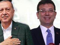 Erdoğan yazdı İmamoğlu beğendi