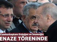 Erdoğan ile İmamoğlu Buluştu