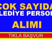 Burdur Çavdır Belediyesi enaz ilkokul mezunu kpss şartsız çok sayıda iş ilanları