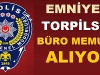 Çorum EGM ve Türk Silahlı Kuvvetleri TMY İşçi Alıyor