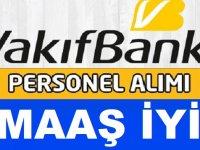 Vakıfbank Müfettiş Yardımcılığı Giriş Sınavı Duyurusu 2019 - Banka iş ilanları 2019