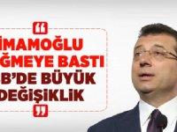 Ekrem İmamoğlu Düğmeye Bastı! İstanbul'da Büyük Değişiklik