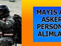 Mayıs 2019 Askeri Personel Alımları  İlkokul Lise Ön lisans Lisansİş İlanları