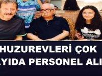 Türkiye Geneli Huzur evlerine Personel Alınıyor