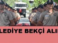 Burdur Belediyesi Bekçi ve Fırın Ustası Alıyor