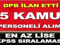 Tokat Gaziosmanpaşa Üniversitesi Hemşire ve Perfüzyonist Alıyor