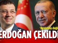 Erdoğan: İmamoğlu Benim Ayarımda Değil