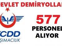 TCDD TEDAŞ Eti Maden 577 Memur Alımı Kadro Dağılımı