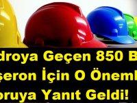 Kadroya Geçen 850 Bin Taşeron İçin O Önemli Soruya Yanıt Geldi!