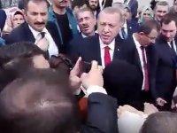 Erdoğan'dan Eytlilere Cevap