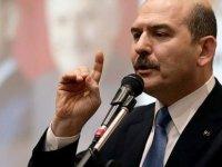 Süleyman Soylu: Türkiye'nin herhangi bir noktasına uzun menzilli bir füzeyle saldırabilirler