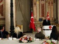 Erdoğan, ünlülere İmamoğlu'na destek veren sanatçıları şikayet etti