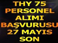 Türk Hava Yolları Teknik en az lise mezunu adaylar içerisinde 75 personel alımı yapacak