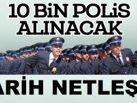 25. Dönem POMEM 10 bin polis alımı başvuruları önemli duyuru