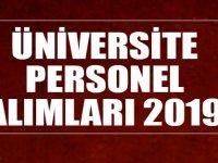 4 Üniversite Yüzlerce Akademik Personel alımı yapıyor