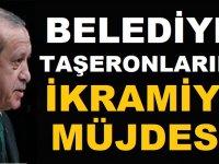 Belediyede Çalışan Taşerona İKRAMİYE MÜJDESİ!