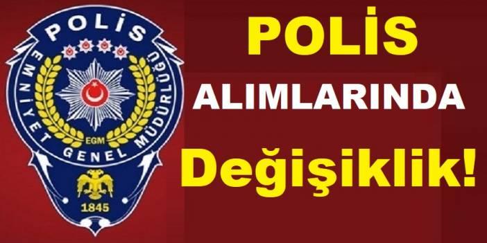 10 Bin Polis Alımları İçin Adaylara KPSS Müjdesi Geldi!