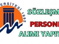Mersin Üniversitesi İş İlanları 2020