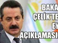 Faruk Çelik, Bengüturk TV'de EYT ile ilgili flaş açıklamalar yaptı.